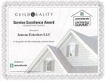 Guild Quality James Hardie