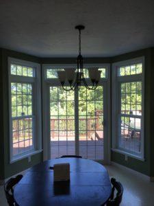 new door from indoors