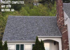 slatestone gray new roof