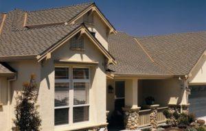 chaparrel cedar color shingles