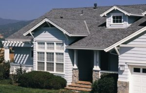 slate gray color shingles