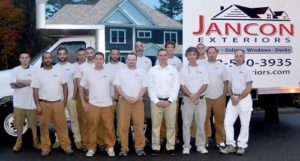 the Jancon team