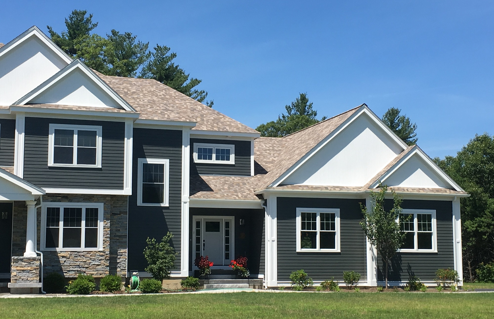Beautiful Home with new siding and new roof