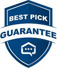 Best Pick Guarantee Logo