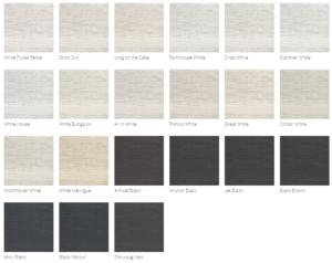 colors of siding
