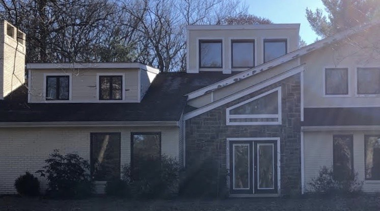 Siding Install In Bellingham Ma Jancon Exteriors