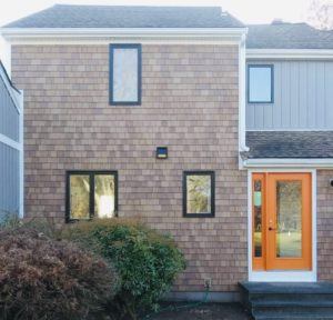 Beutiful Cedar Impressions on home
