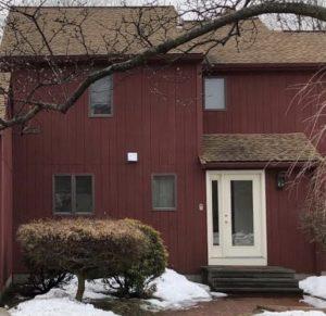 Red Cedar Siding on home