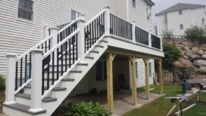 Deck Replacement in Ashland MA