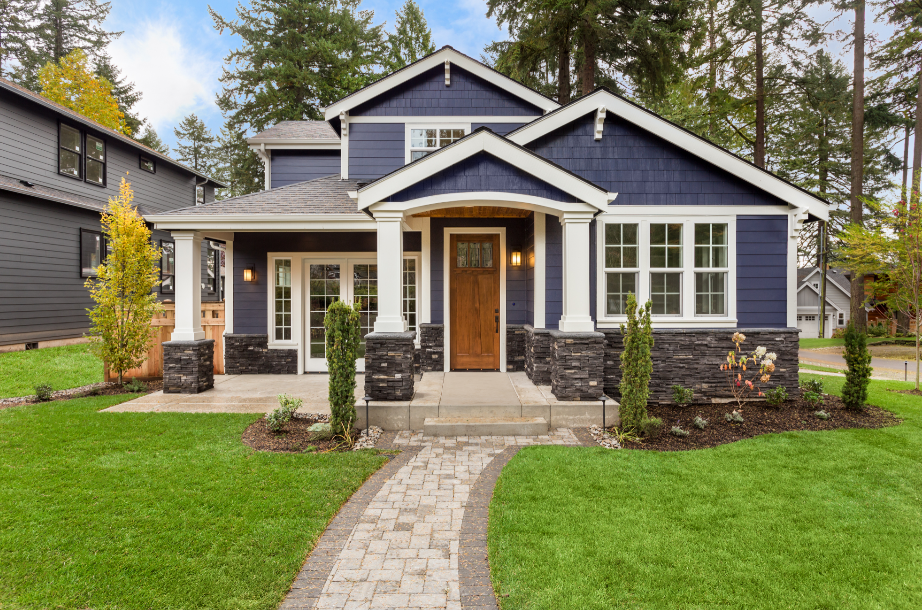 home exterior trends for 2021